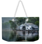 The Boathouse Weekender Tote Bag by Bill Wakeley