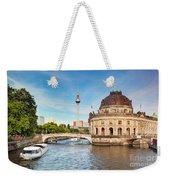 The Bode Museum Berlin Germany Weekender Tote Bag