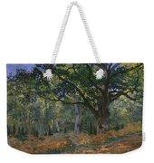 The Bodmer Oak Weekender Tote Bag