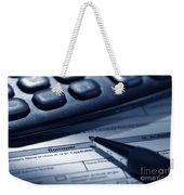 The Borrower  Weekender Tote Bag