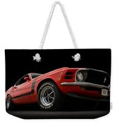 The Boss Weekender Tote Bag