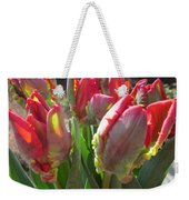 The Bouquet Weekender Tote Bag