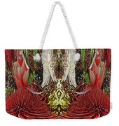 The Bouquet Unleashed 11 Weekender Tote Bag