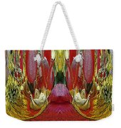 The Bouquet Unleashed 24 Weekender Tote Bag