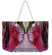 The Bouquet Unleashed 26 Weekender Tote Bag