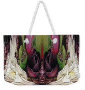 The Bouquet Unleashed 34 Weekender Tote Bag
