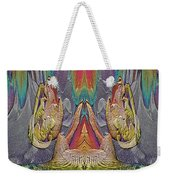 The Bouquet Unleashed 41 Weekender Tote Bag