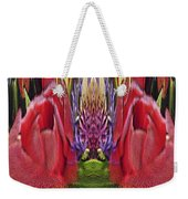 The Bouquet Unleashed 42 Weekender Tote Bag