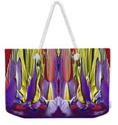 The Bouquet Unleashed 82 Weekender Tote Bag