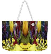 The Bouquet Unleashed 83 Weekender Tote Bag