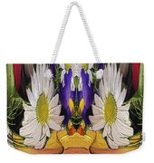 The Bouquet Unleashed 90 Weekender Tote Bag