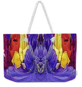 The Bouquet Unleashed 98 Weekender Tote Bag
