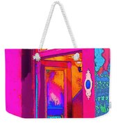 The Boutique Upstairs Weekender Tote Bag