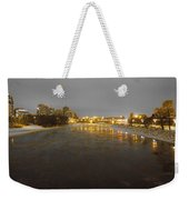 The Bow River Weekender Tote Bag