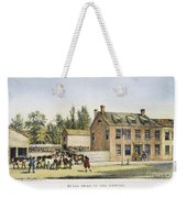 The Bowery, New York, 1783 Weekender Tote Bag