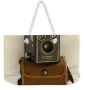 The Box Brownie Weekender Tote Bag