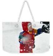 The Boy And The Box 2 Weekender Tote Bag