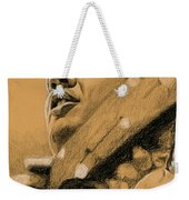 The Boy From Tupelo Weekender Tote Bag