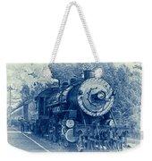 The Brakeman - Vintage Weekender Tote Bag by Robert Frederick