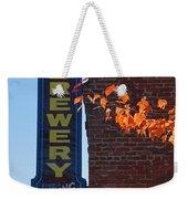 The Brewery Weekender Tote Bag