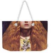 The Bridesmaid Weekender Tote Bag
