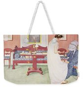 The Bridesmaid, Pub. In Lasst Licht Weekender Tote Bag