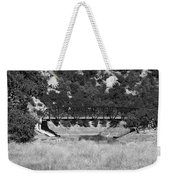 The Bridge 13 Weekender Tote Bag