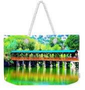 The Bridge 16 Weekender Tote Bag