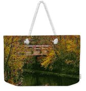 The Bridge Between Heaven And Earth Weekender Tote Bag
