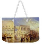 The Bridge Of Sighs Weekender Tote Bag