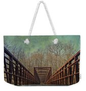 The Bridge To The Other Side Of Where? Weekender Tote Bag