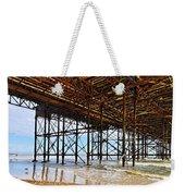 The Brighton Pier  Weekender Tote Bag