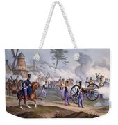 The British Royal Horse Artillery - Weekender Tote Bag by English School
