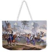 The British Royal Horse Artillery - Weekender Tote Bag