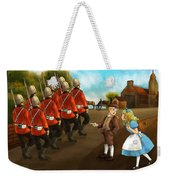 The British Soldiers Weekender Tote Bag