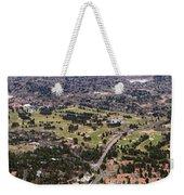 The Broadmoor Panoramic Weekender Tote Bag