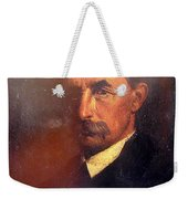 The Brother Of The Painter Weekender Tote Bag