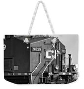 The Brute Monochrome Weekender Tote Bag