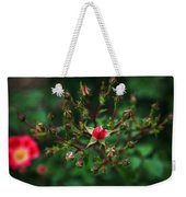 The Bud's For You Weekender Tote Bag