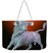 The Bull... Weekender Tote Bag