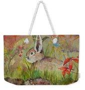 The Bunny Weekender Tote Bag