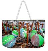The Buoys Of Summer Weekender Tote Bag