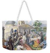 The Burial, 1812-13 Weekender Tote Bag