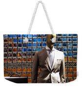 The Businessman Weekender Tote Bag