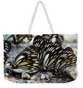 The Butterfly Gathering Weekender Tote Bag