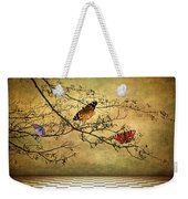 The Butterfly Room Weekender Tote Bag