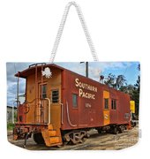 The Caboose Weekender Tote Bag
