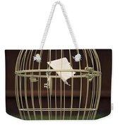 The Cage Weekender Tote Bag
