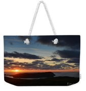 The Calf From A Hilltop In Twilight I Weekender Tote Bag