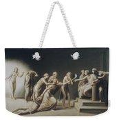 The Calumny Of Apelles Weekender Tote Bag